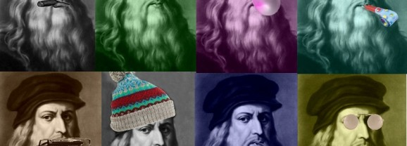 Leonardo chi sei ? Leonardo qui es-tu ?
