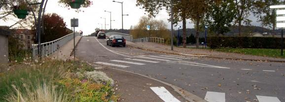 Réouverture du Pont Vayringe