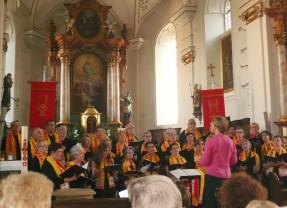 Concert de la Chorale Alaygro et de l'ensemble Choeur de Swing