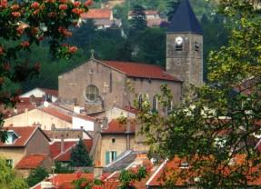 Visite guidée de l'église Saint-Martin et du jardin d'inspiration médiévale