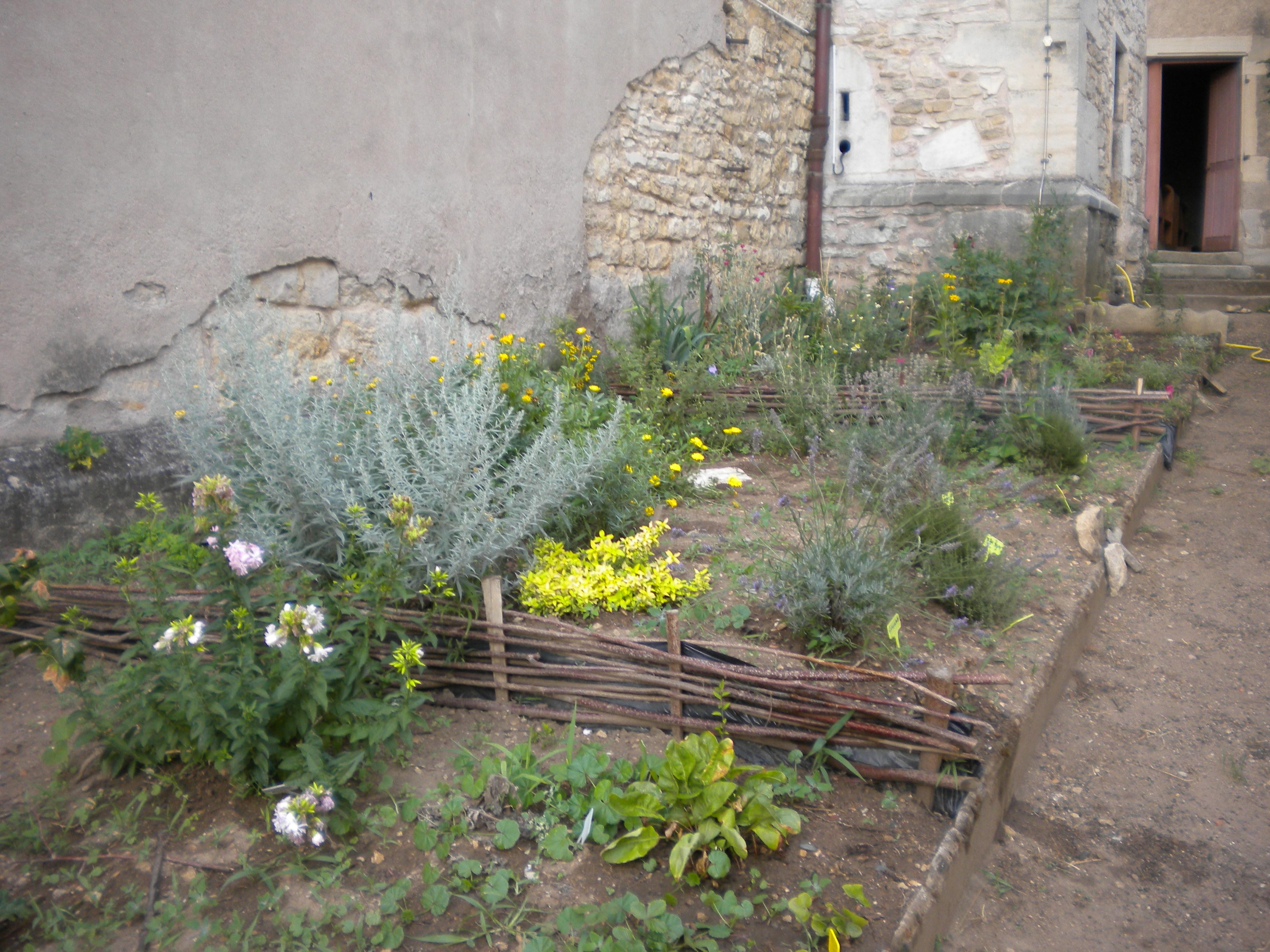 Conf rence autour du jardin m di vale renaissance de for Autour du jardin