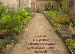 Conférence «Jardin Médiéval»