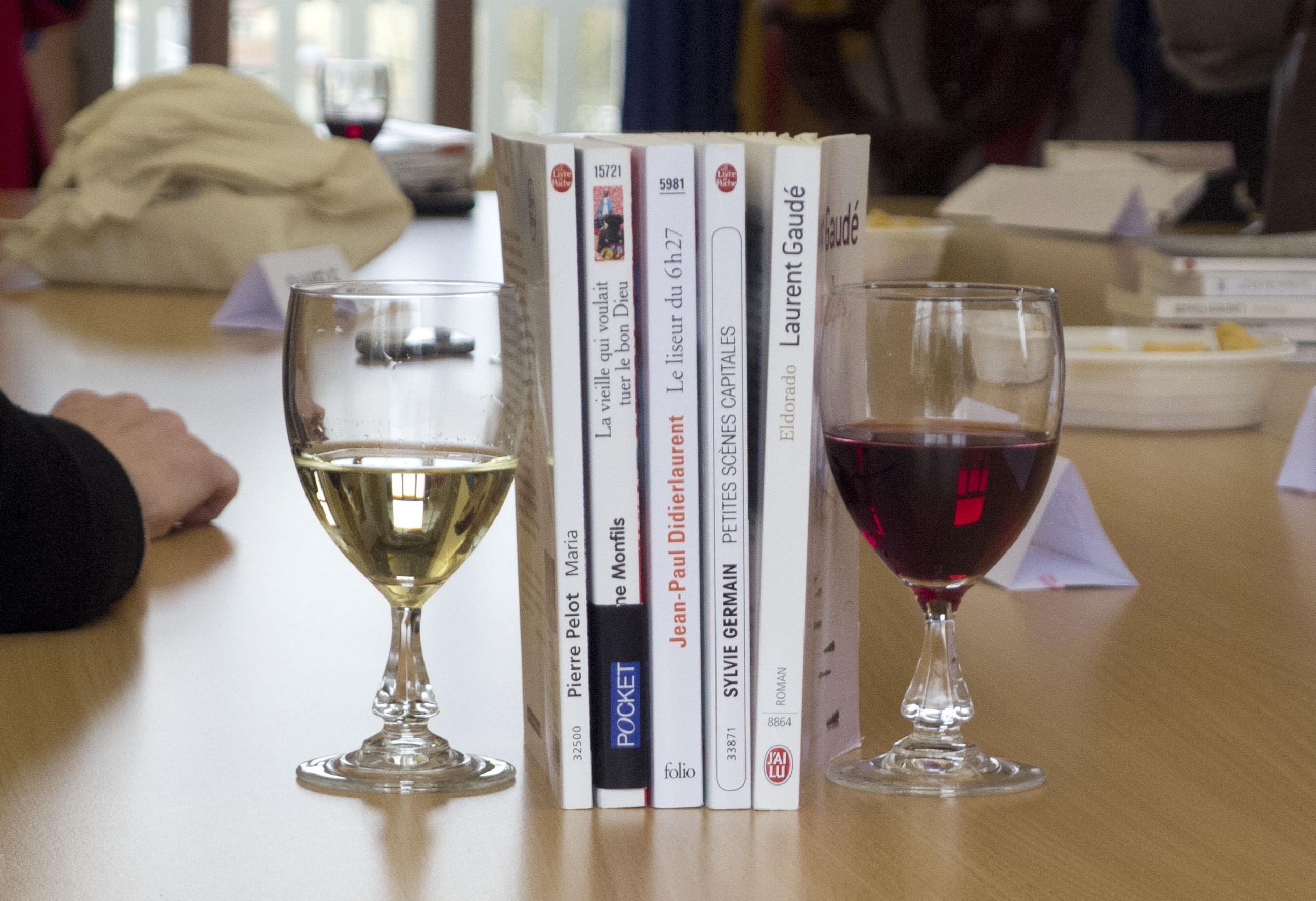 AGENDA- apéro littéraire