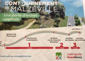 Réunion Publique – Contournement de Malzéville