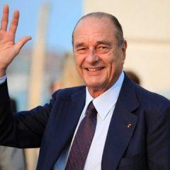 Décès de Jacques Chirac, Président de la République de 1995 à 2007