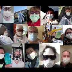 Infirmières et infirmiers libéraux des villes et des champs du Grand Est (face au Covid-19)