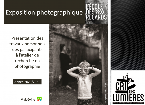 Expo photos « L'Ecole des regards »